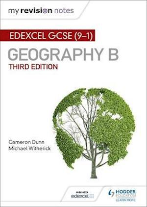 My Revision Notes: Edexcel GCSE (9-1) Geography B Third Edition
