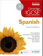 Cambridge IGCSE Spanish Student Book af Jose Antonio Garcia Sanchez