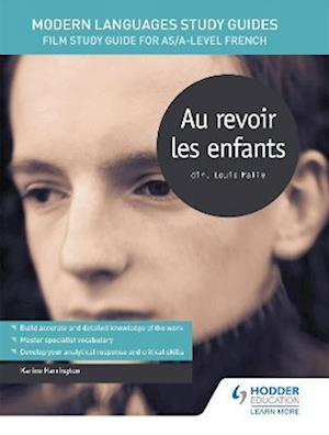 Bog, paperback Modern Languages Study Guides: Au Revoir Les Enfants af Karine Harrington