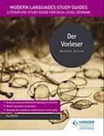 Modern Languages Study Guides: Der Vorleser (Film and Literature Guides)