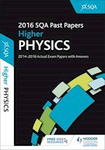Higher Physics 2016-17 Sqa Past Papers with Answers