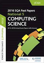 National 5 Computing Science 2016-17 Sqa Past Papers with Answersnational 5