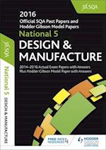 National 5 Design & Manufacture 2016-17 Sqa Past Papers with Answersnational 5