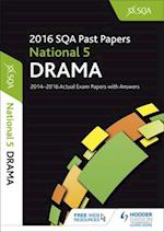 National 5 Drama 2016-17 Sqa Past Papers with Answersnational 5