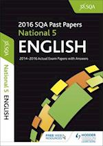 National 5 English 2016-17 SQA Past Papers with Answers