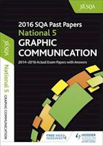 National 5 Graphic Communication 2016-17 Sqa Past Papers with Answersnational 5