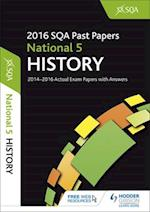 National 5 History 2016-17 SQA Past Papers with Answers