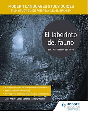 Bog, paperback Modern Languages Study Guides: El Laberinto del Fauno af Jose Antonio Garcia Sanchez