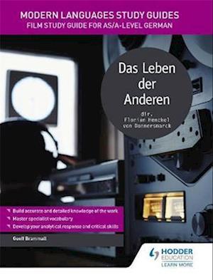 Bog, paperback Modern Languages Study Guides: Das Leben der Anderen af Geoff Brammall