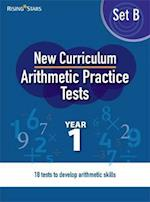 New Curriculum Arithmetic Tests Year 1 Set B (Written Arithmetic Tests)