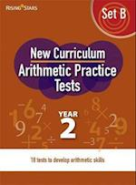 New Curriculum Arithmetic Tests Year 2 Set B (Written Arithmetic Tests)