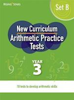 New Curriculum Arithmetic Tests Year 3 Set B (Written Arithmetic Tests)