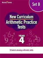 New Curriculum Arithmetic Tests Year 4 Set B (Written Arithmetic Tests)