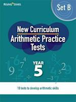 New Curriculum Arithmetic Tests Year 5 Set B (Written Arithmetic Tests)