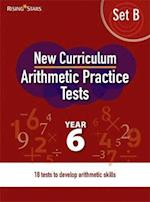 New Curriculum Arithmetic Tests Year 6 Set B (Written Arithmetic Tests)