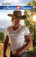 Falling for the Cowboy (Mills & Boon American Romance) (Fatherhood, Book 37) af Mary Leo