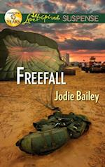Freefall (Mills & Boon Love Inspired Suspense) af Jodie Bailey