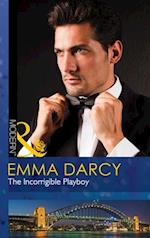Incorrigible Playboy (Mills & Boon Modern) (The Legendary Finn Brothers, Book 1)