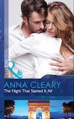 Night That Started It All (Mills & Boon Modern)