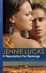 Reputation For Revenge (Mills & Boon Modern) (Princes Untamed, Book 2)