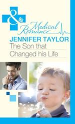 Son that Changed his Life (Mills & Boon Medical) (Bride's Bay Surgery, Book 2)