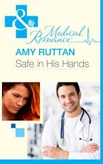 Safe in His Hands (Mills & Boon Medical) af Amy Ruttan