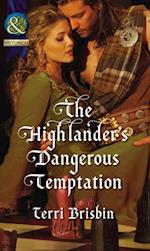 Highlander's Dangerous Temptation (Mills & Boon Historical) (The MacLerie Clan, Book 3)