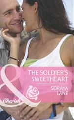 Soldier's Sweetheart (Mills & Boon Cherish) (The Larkville Legacy, Book 7)