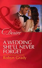 Wedding She'll Never Forget (Mills & Boon Desire) (Daughters of Power: The Capital, Book 3)