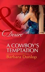 Cowboy's Temptation