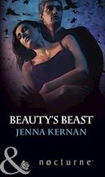 Beauty's Beast (Mills & Boon Nocturne) (The Trackers, Book 5)