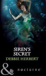 Siren's Secret (Mills & Boon Nocturne) af Debbie Herbert