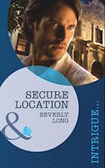 Secure Location (Mills & Boon Intrigue) (The Detectives, Book 2) af Beverly Long