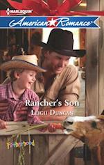 Rancher's Son (Mills & Boon American Romance) (Fatherhood, Book 38) af Leigh Duncan