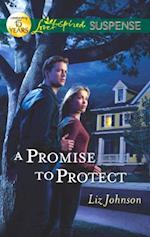 Promise to Protect (Mills & Boon Love Inspired Suspense)
