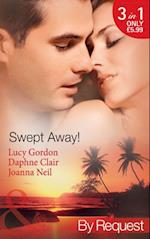 Swept Away!: Accidentally Expecting! / Salzano's Captive Bride / Hawaiian Sunset, Dream Proposal (Mills & Boon By Request)
