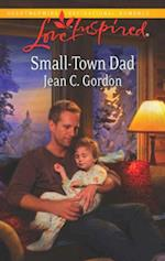 Small-Town Dad (Mills & Boon Love Inspired) af Jean C. Gordon