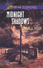 Midnight Shadows (Mills & Boon Love Inspired Suspense) af Carol J. Post