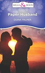 Paper Husband (Mills & Boon Short Stories) af Diana Palmer