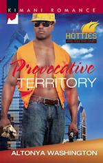 Provocative Territory (Mills & Boon Kimani) (Kimani Hotties, Book 38) af AlTonya Washington