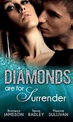 Diamonds are for Surrender: Vows & a Vengeful Groom / Pride & a Pregnancy Secret / Mistress & a Million Dollars (Mills & Boon M&B) (Diamonds Down Under, Book 1)