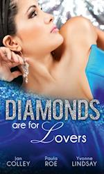 Diamonds Are For Lovers: Satin & a Scandalous Affair / Boardrooms & a Billionaire Heir / Jealousy & a Jewelled Proposition (Mills & Boon M&B) (Diamonds Down Under, Book 4) af Jan Colley