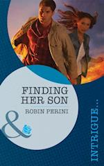 Finding Her Son (Mills & Boon Intrigue) af Robin Perini