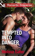 Tempted into Danger (Mills & Boon Romantic Suspense) (ICE: Black Ops Defenders, Book 1) af Melissa Cutler
