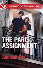 Paris Assignment (Mills & Boon Romantic Suspense) (House of Steele, Book 1) af Addison Fox