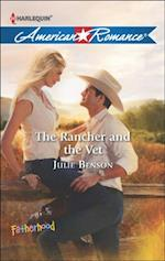 Rancher and the Vet (Mills & Boon American Romance) (Fatherhood, Book 40) af Julie Benson