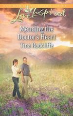 Mending the Doctor's Heart (Mills & Boon Love Inspired) af Tina Radcliffe