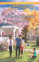 Rekindled Romance (Mills & Boon Love Inspired) af Lorraine Beatty