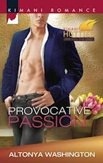 Provocative Passion (Mills & Boon Kimani) (Kimani Hotties, Book 43) af AlTonya Washington