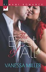 Best of All (Mills & Boon Kimani) (For Your Love, Book 3)